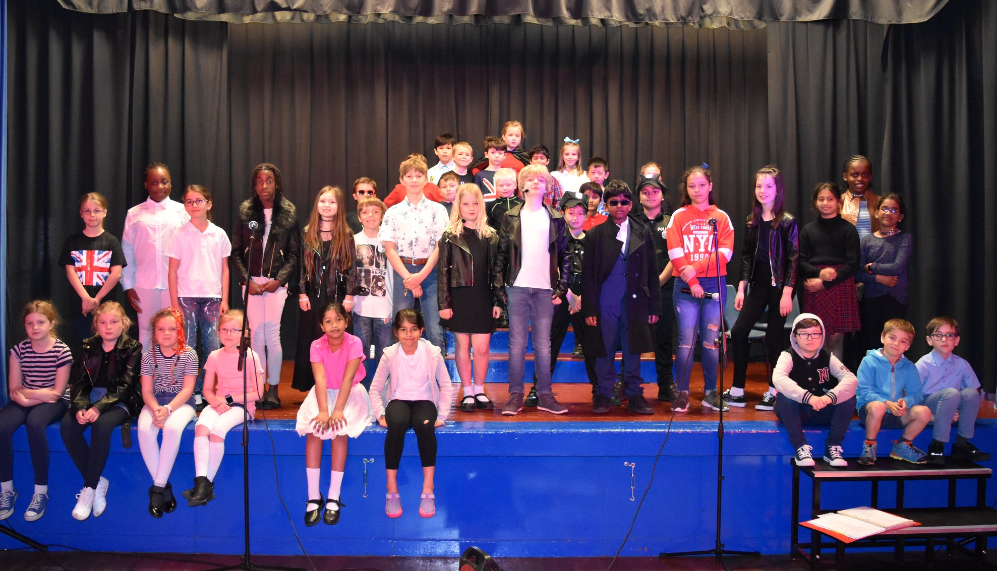 We Will Rock You Performance a Great Success!