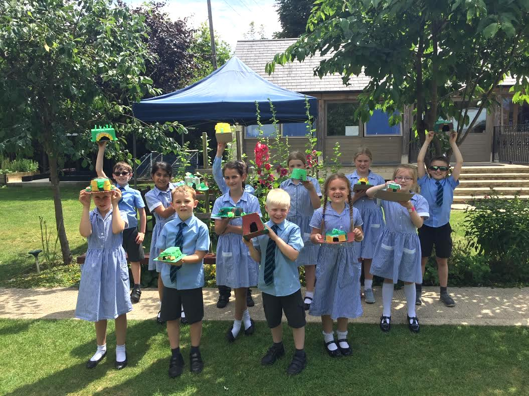 Willow Class Build Air Raid Shelters